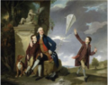 Portrait of George Fitzgerald with his Sons George and Charles .PNG