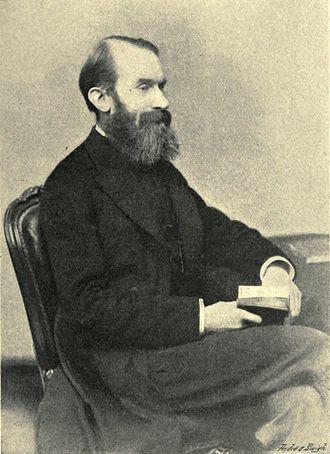 Thomas Kelly Cheyne - Thomas Kelly Cheyne.