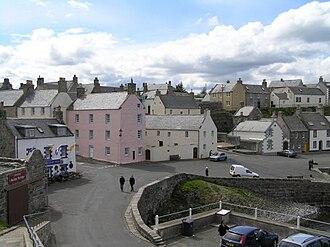 Portsoy - Image: Portsoy Old Harbour