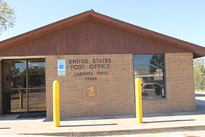 Marquez, Texas - Marquez Post Office