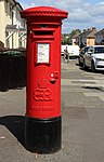 Post box on Buccleugh Street, Birkenhead.jpg