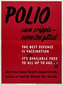 Poster issued by the British Ministry of Health for the Wellcome V0047886.jpg