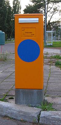 Posti Kirjelaatikko