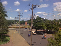 Praça Paiaguás em Ilha Solteira-SP, Brasil.jpg