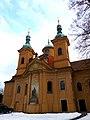 Prag – Kirche St. Laurentius auf dem Laurenziberg - Kostel svatého Vavřince na Petříně - panoramio.jpg