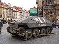 Praha, Staré Město, 65 let od války, tank 02.jpg