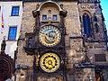 Praha - Staroměstské náměstí - Staroměstský Orloj - View NNW I.jpg