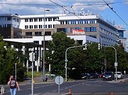 Praha Strasnice Vinohradska 167 Prima.jpg