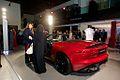Premier Motors Unveils the Jaguar F-TYPE in Abu Dhabi, UAE (8740732254).jpg