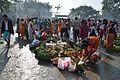 Preparation - Chhath Puja Ceremony - Baja Kadamtala Ghat - Kolkata 2013-11-09 4282.JPG