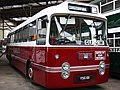 Preserved Edinburgh Corporation bus 101 (YSG 101), 11 October 2009.jpg