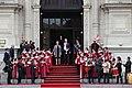 Presidente de la República rindió homenaje a miembros de fuerzas armadas que participaron en emergencia climática (36228152035).jpg