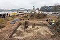 Pressekonferenz zu den archäologischen Grabungen am Rheinboulevard Köln-Deutz-5075.jpg