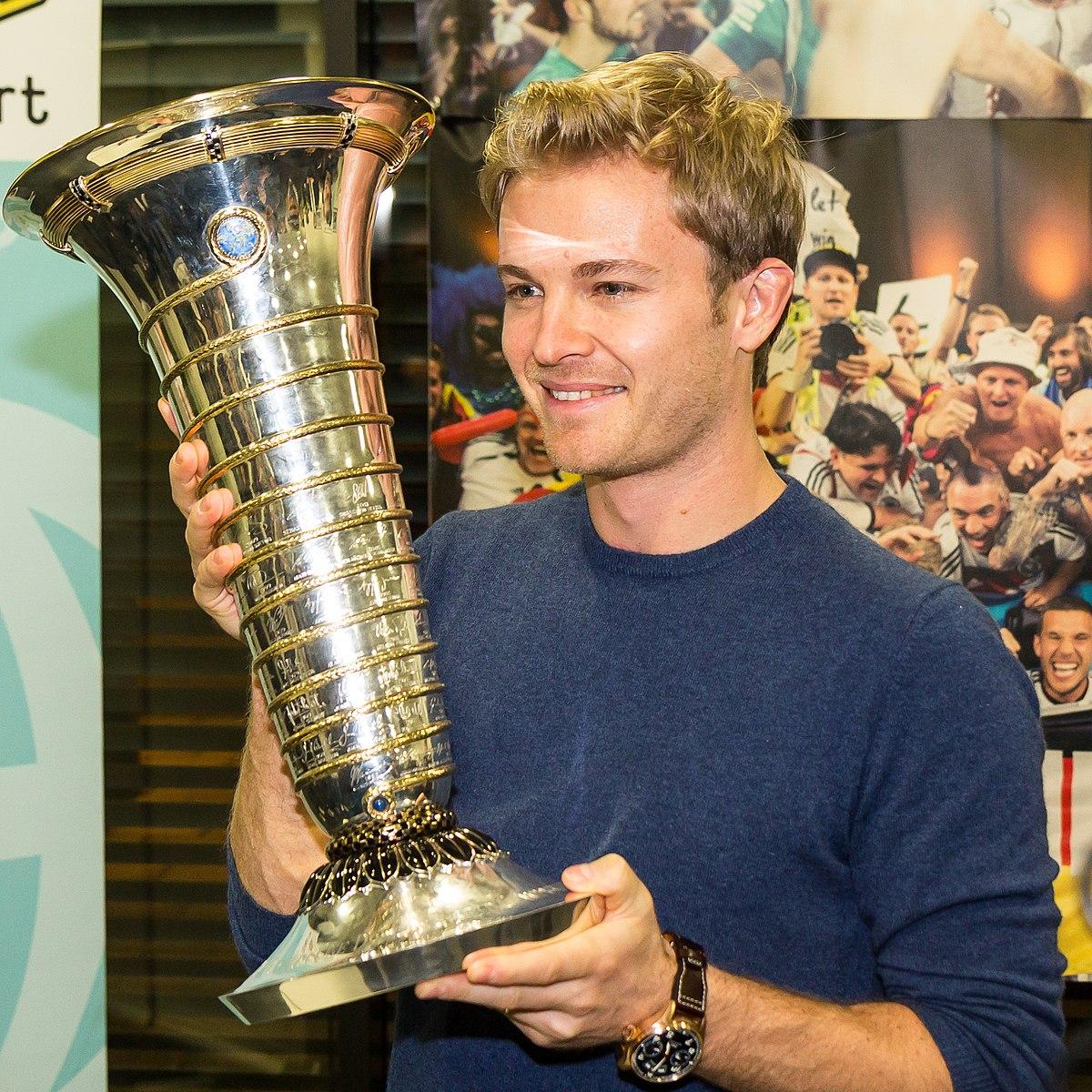 Nico Rosberg Wikipedia La Enciclopedia Libre