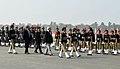 Prime Minister Narendra Modi inspecting the Guard of Honour during the Prime Minister's NCC Rally.jpg