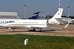 Prince Aviation, YU-FSS, Dassault Falcon 2000LX (43301037265).jpg