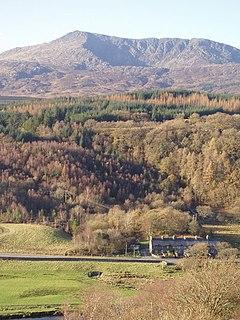 Prince Llewellyn quarry