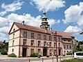Provenchères-sur-Fave mairie&église.JPG