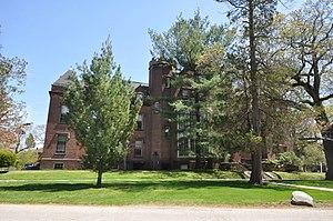 Butler Hospital - Image: Providence RI Butler Hospital 3