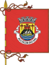 Flag of Alcácer do Sal