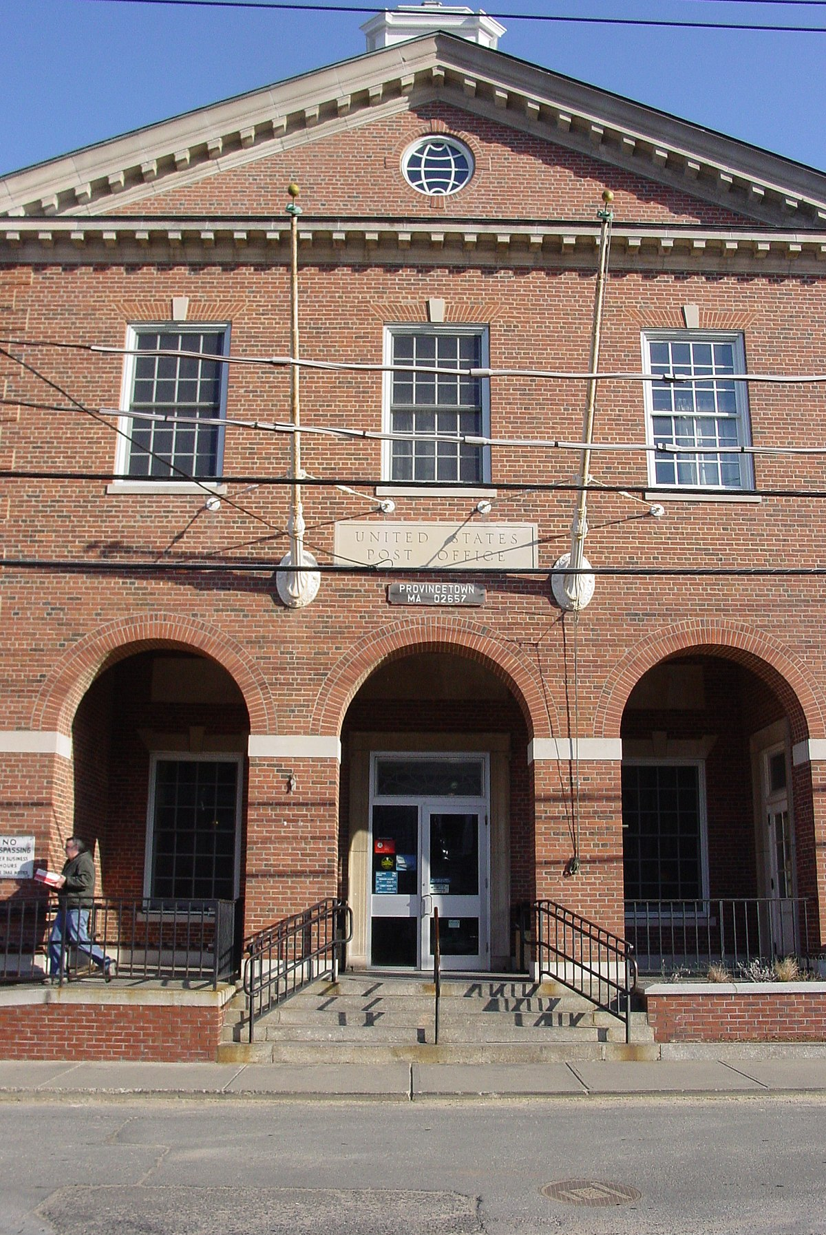 United states post office provincetown massachusetts wikipedia - United states post office ...