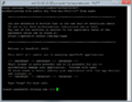 PuTTY on Windows 8 logged in to OpenShift.PNG