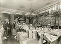 Punaisen Ristin varasto ensimmäisen maailmansodan aikana Smolnassa - N86566 - hkm.HKMS000005-00000ues.jpg