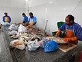 Qatar, Al Khor (27), harbour, fish market.JPG