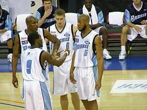 National Basketball League of Canada - The Halifax Rainmen (pictured in 2008) chose to partake in the NBL Canada due to the poor quality of the PBL.