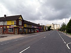Queens Road - A1173 - geograph.org.uk - 218590.jpg