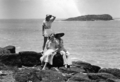 Queensland State Archives 2072 Group of seaside girls at Fingal near Tweed Heads c 1934.png