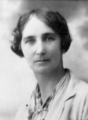 Queensland State Archives 2978 Portrait of Irene Longman c 1920.png
