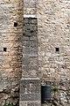 Röderschütt, Stadtmauer südlich des Rödertors Rothenburg ob der Tauber 20180510 002.jpg