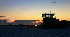 RAF Barkston Heath - Barkston Heath ATC.