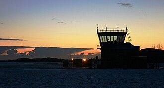 Barkston - RAF Barkston Heath tower