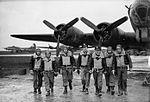 RAF Deenethorpe - 401st Bombardment Group Bomber Crew.jpg