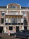 foto van Huis met classicistische kenmerken