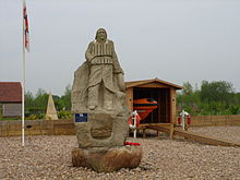 RNLI memorial at the National Memorial Arboretum.JPG