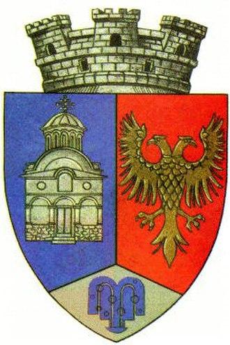 Călimănești - Image: ROU VL Calimanesti Co A1