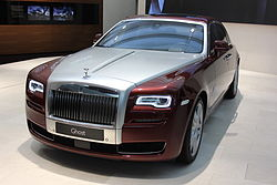 Rolls Royce Ghost Wikipedia HD Wallpapers Download free images and photos [musssic.tk]