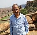 Rachaputi Ramesh at Gandikota.jpg