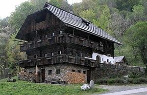 Radenthein - Türkhaus museum at Kaning http://www.kaninger-muehlenweg.com/