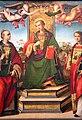 Raffaellino del Garbo (attr.) San Lorenzo fra i Santi Stefano e Leonardo 02.jpg