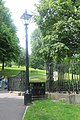 Railings, Gates And Pier To Brandon Hill Across South West End Of Great George Street.jpg