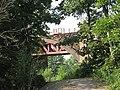 Railway bridge, Uddingston - geograph.org.uk - 1228147.jpg