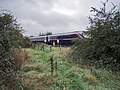 Railway crossing near Ascott - geograph.org.uk - 595981.jpg