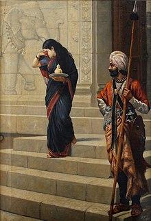 Raja Ravi Varma festménye