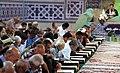 Ramadan 1439 AH, Qur'an reading at Goharshad Mosque, Mashhad - 29 May 2018 17.jpg
