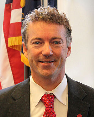Ophthalmologist Rand Paul Ron Paul son Rand jo...