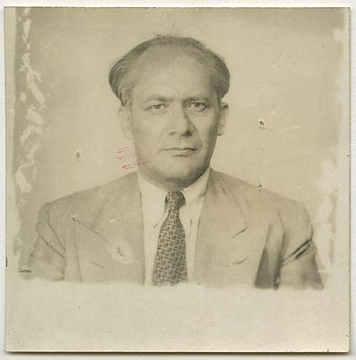 Raphael Lemkin, the initiator of the Genocide Convention described the Ustase crimes against Serbs as genocide Raphael Lemkin, Photograph 6.jpg